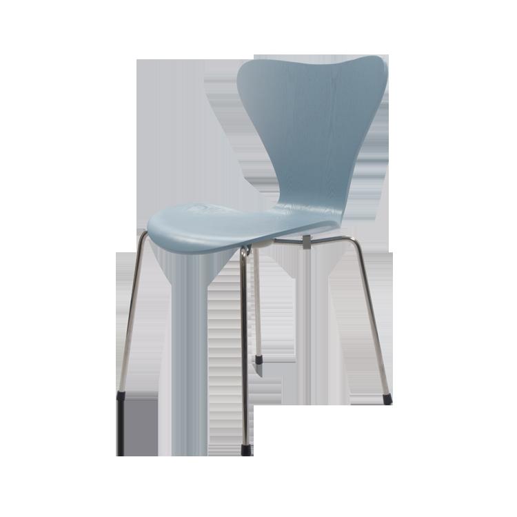 jadalnia krzesło Motyl serii jasnoniebieski
