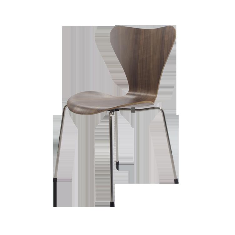 jadalnia krzesło Motyl serii Orzech
