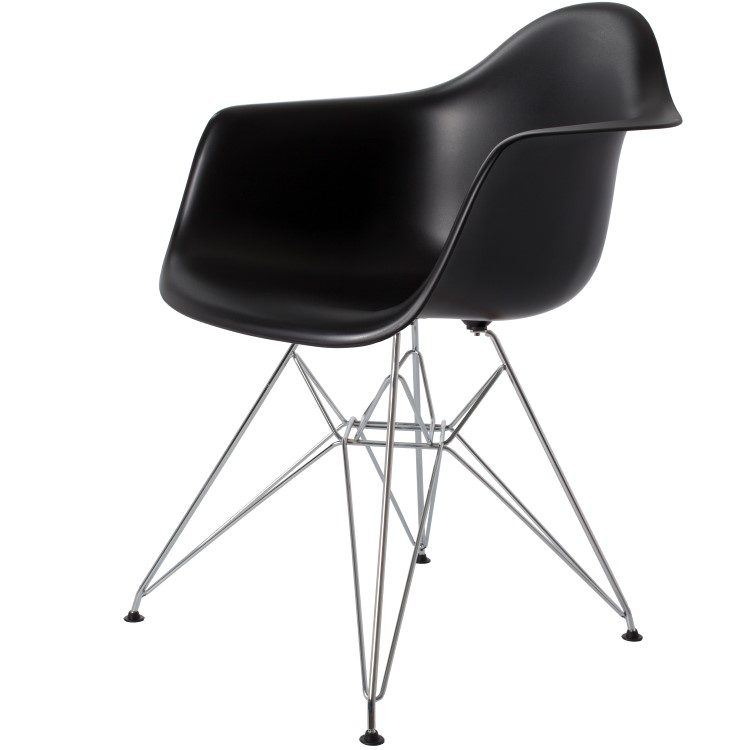 jadalnia krzesło DD DAR PP czarny