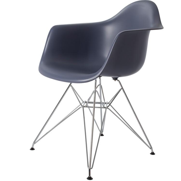 jadalnia krzesło DD DAR PP ciemnoszary