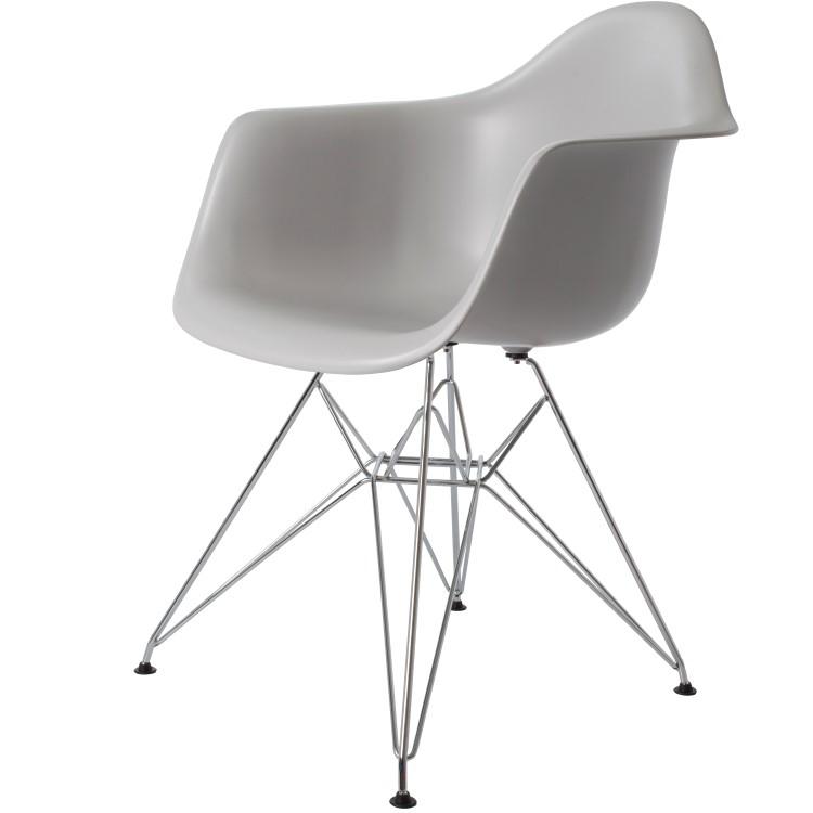 jadalnia krzesło DD DAR PP jasnoszary