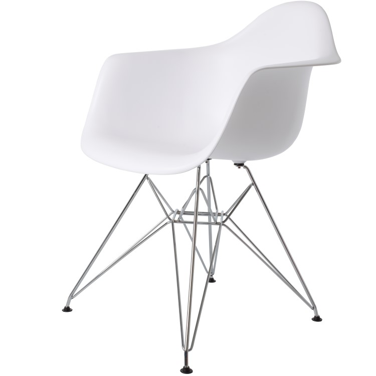 dining chair DD DAR PP white