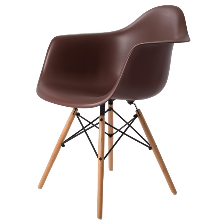 dining chair DD DAW PP brown