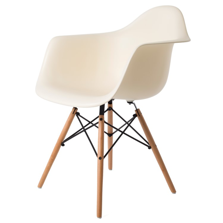 dining chair DD DAW PP cream