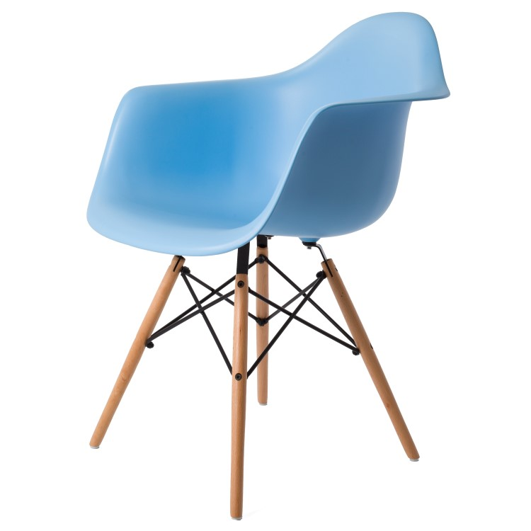 dining chair DD DAW PP lightblue