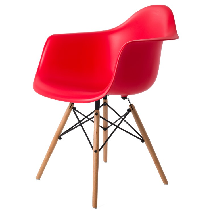 dining chair DD DAW PP red