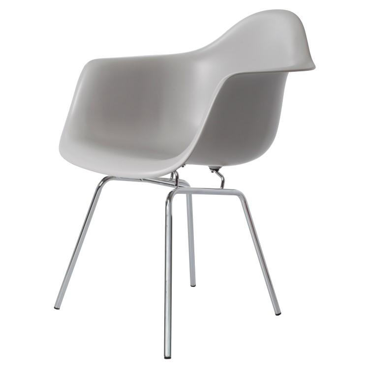 jadalnia krzesło DAX PP jasnoszary