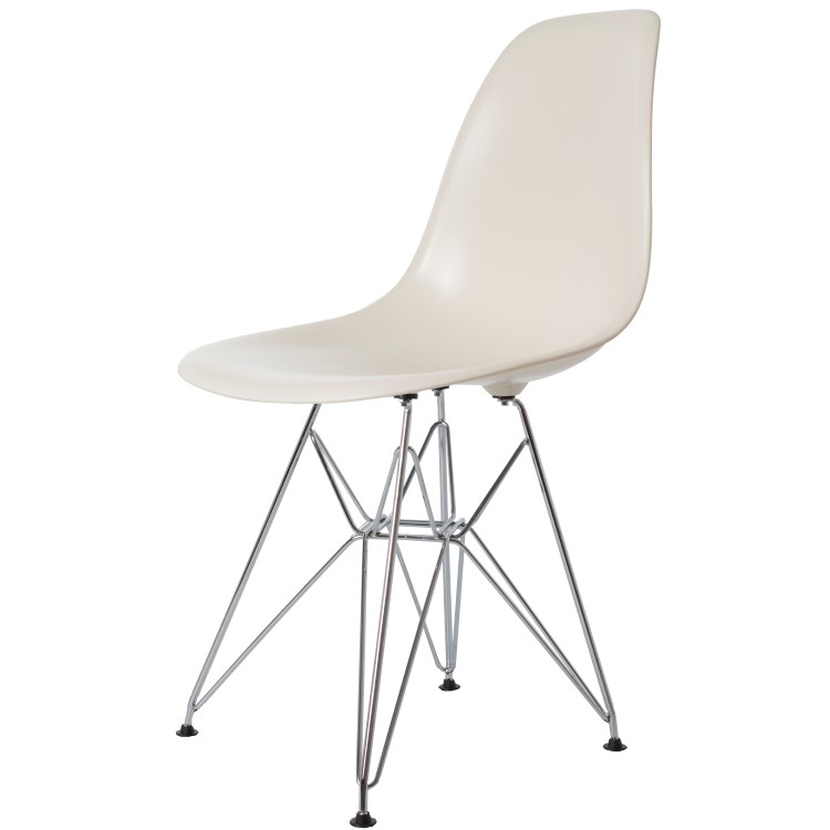 dining chair DD DSR ABS cream