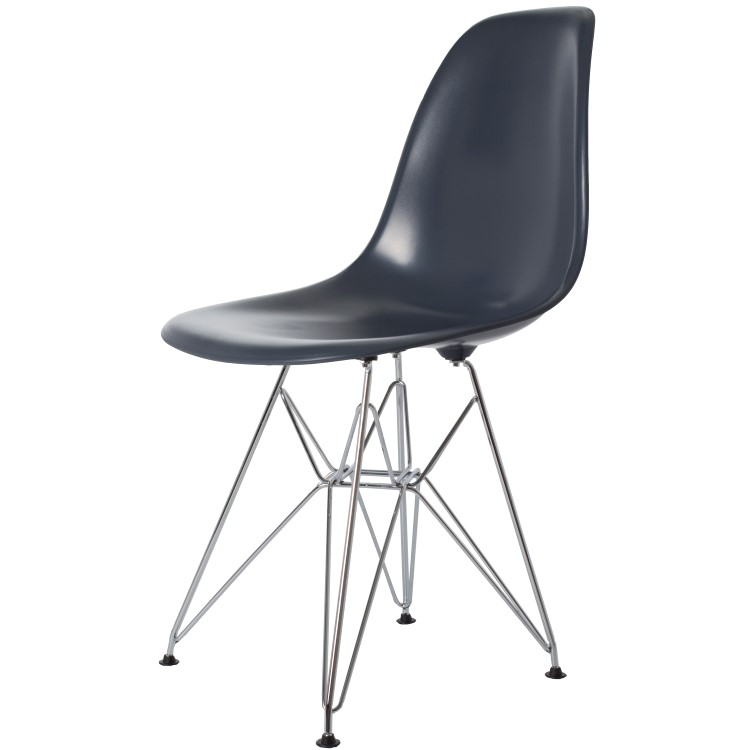 dining chair DD DSR ABS darkgrey