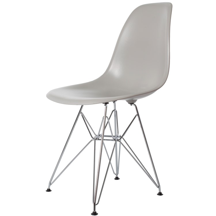 dining chair DD DSR ABS lightgrey