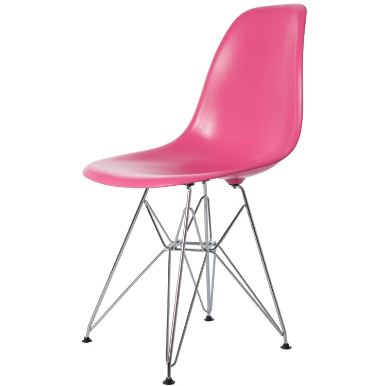 dining chair DD DSR ABS pink