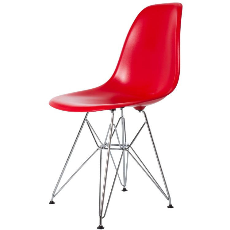 dining chair DD DSR ABS red