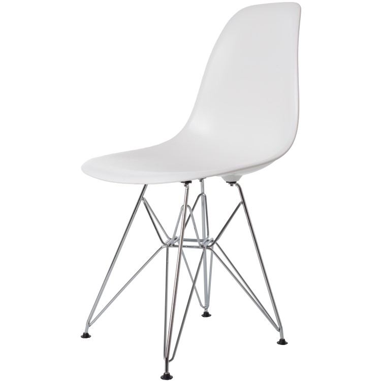dining chair DD DSR ABS white