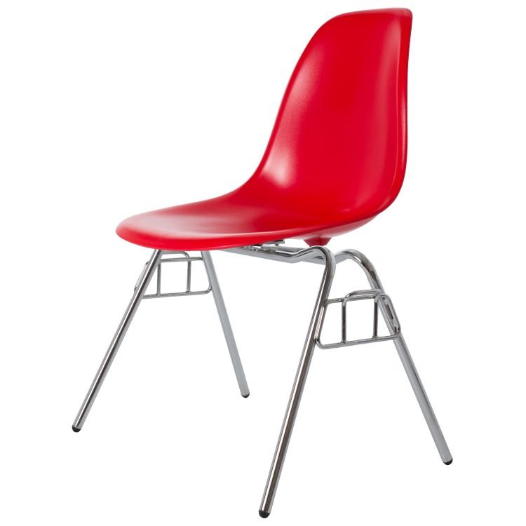 jadalnia krzesło DSS ABS czerwony
