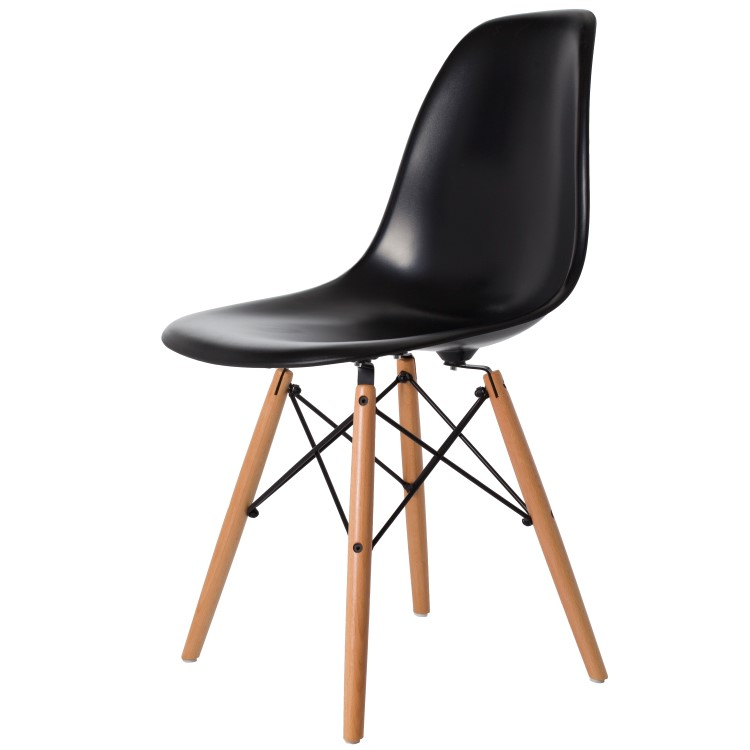 dining chair DD DSW ABS black