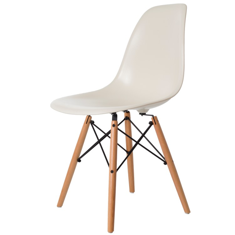 dining chair DD DSW ABS cream