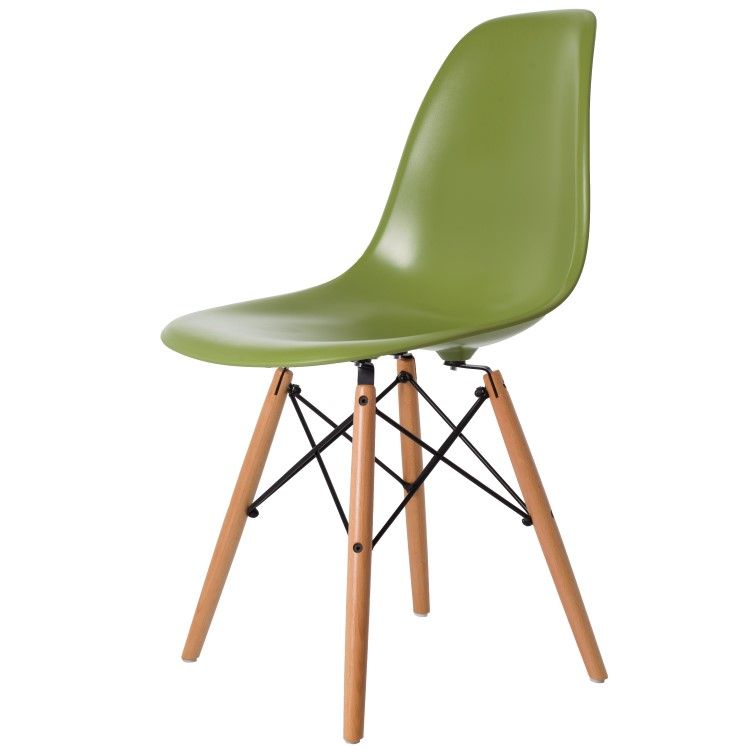 dining chair DD DSW ABS green