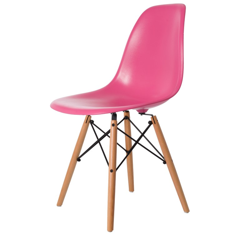 dining chair DD DSW ABS pink