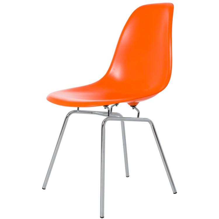 silla de comedor DSX ABS Naranja