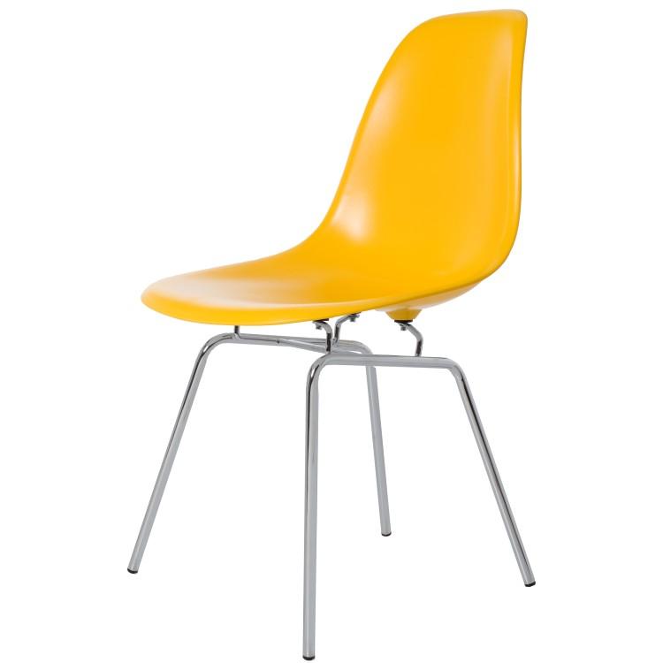 silla de comedor DSX ABS Amarillo