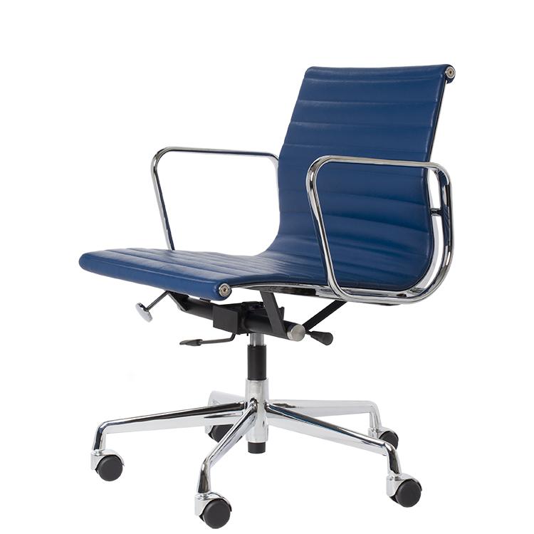 krzesło biurowe EA117 niebieski