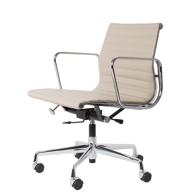 krzesło biurowe EA117 szary