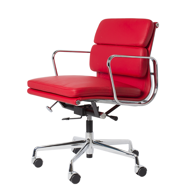 office chair EA217 red