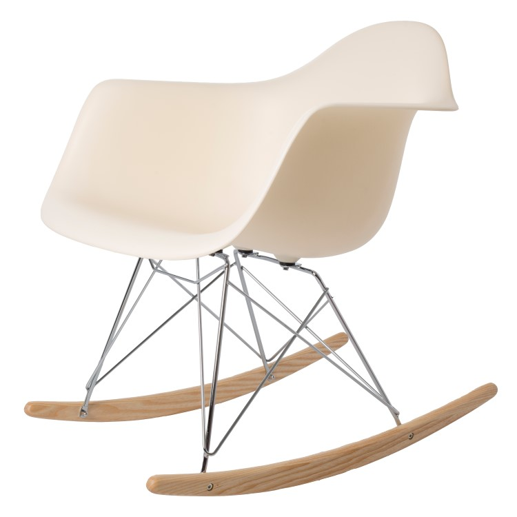 rocking chair RAR PP cream