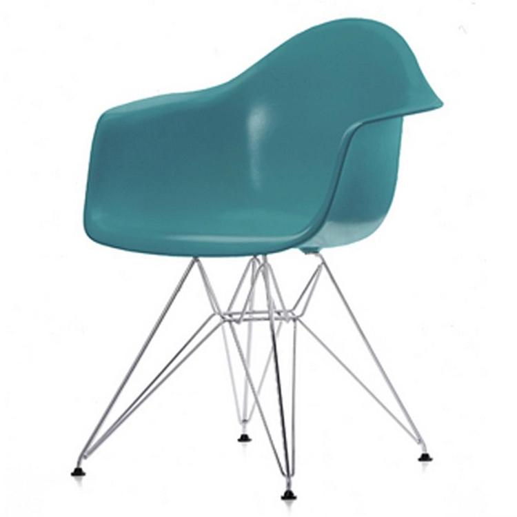 jadalnia krzesło DD DAR PP niebieski ocean