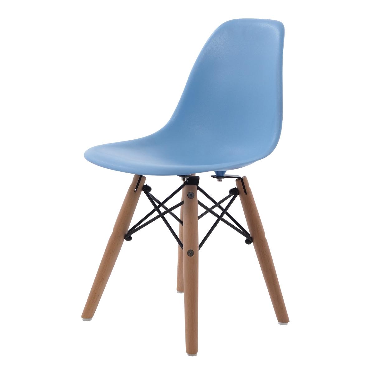 krzesełko dla dziecka DD DSW Junior jasnoniebieski