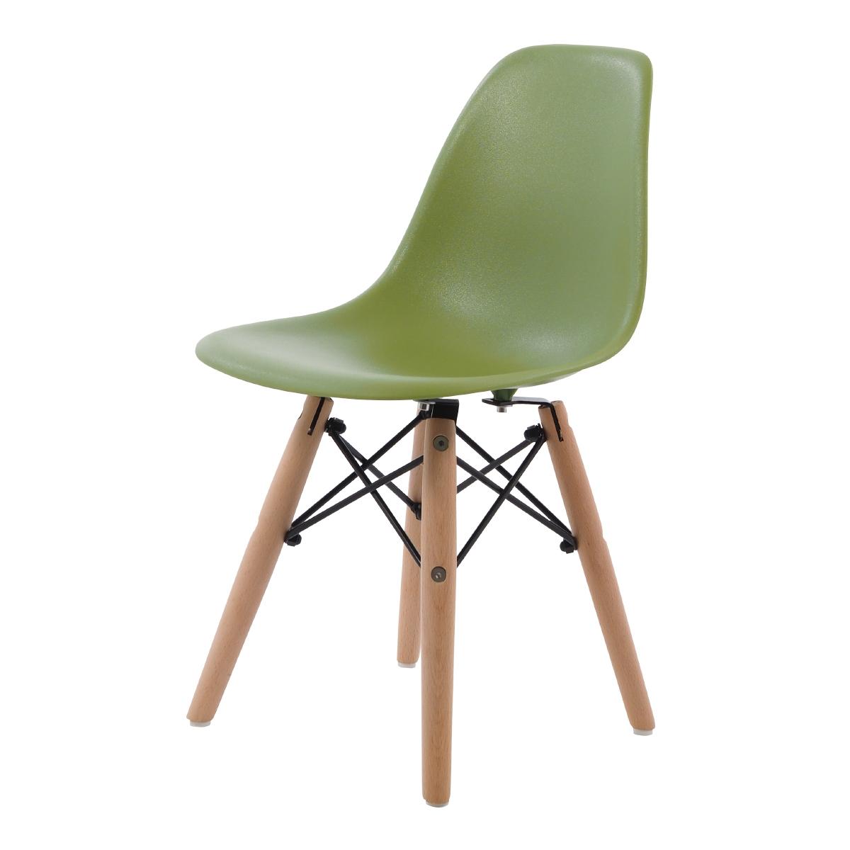 krzesełko dla dziecka DD DSW Junior jasnozielony