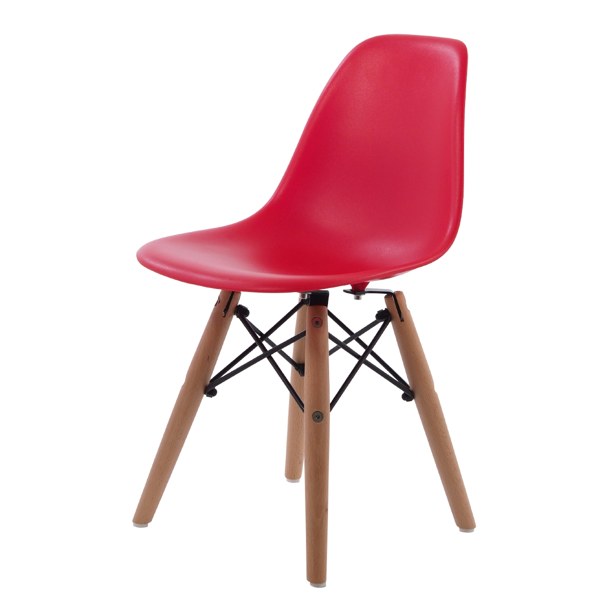 krzesełko dla dziecka DD DSW Junior czerwony