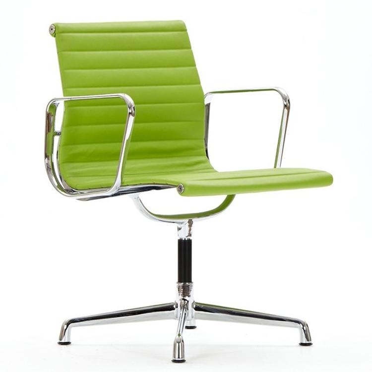 krzesło konferencyjne EA108 zielony