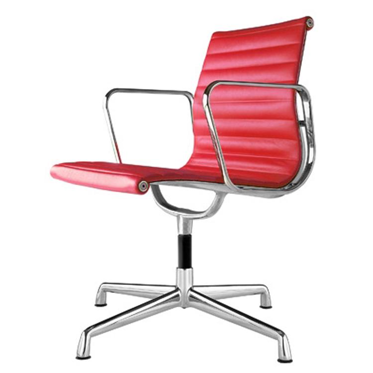 krzesło konferencyjne EA108 czerwony