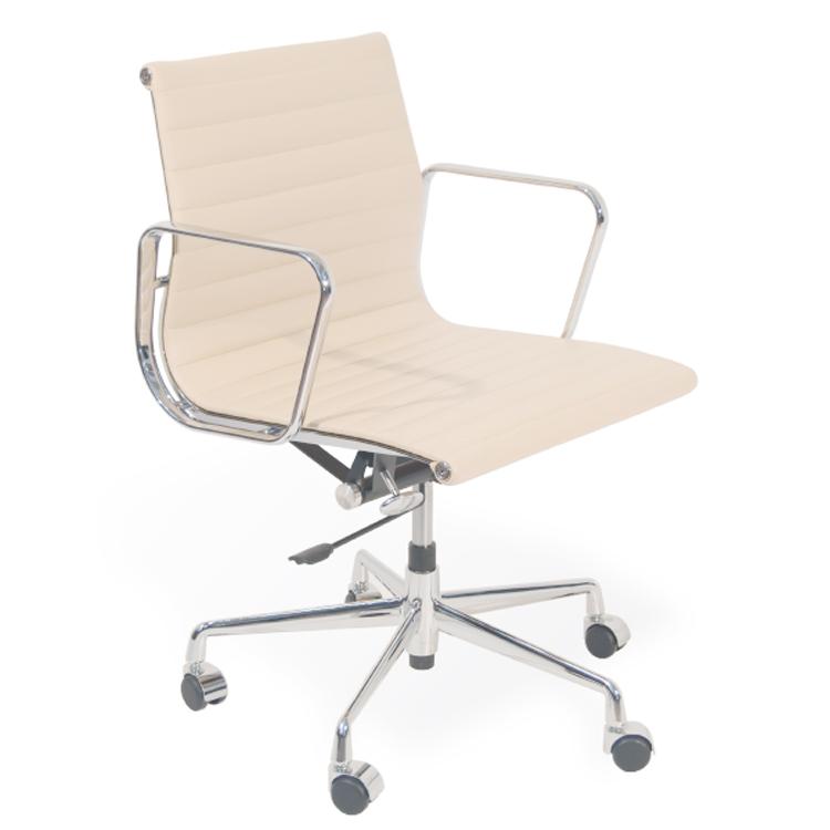 Ea117 eames bureaustoel replica grote selectie eames for Eames ea 117 replica