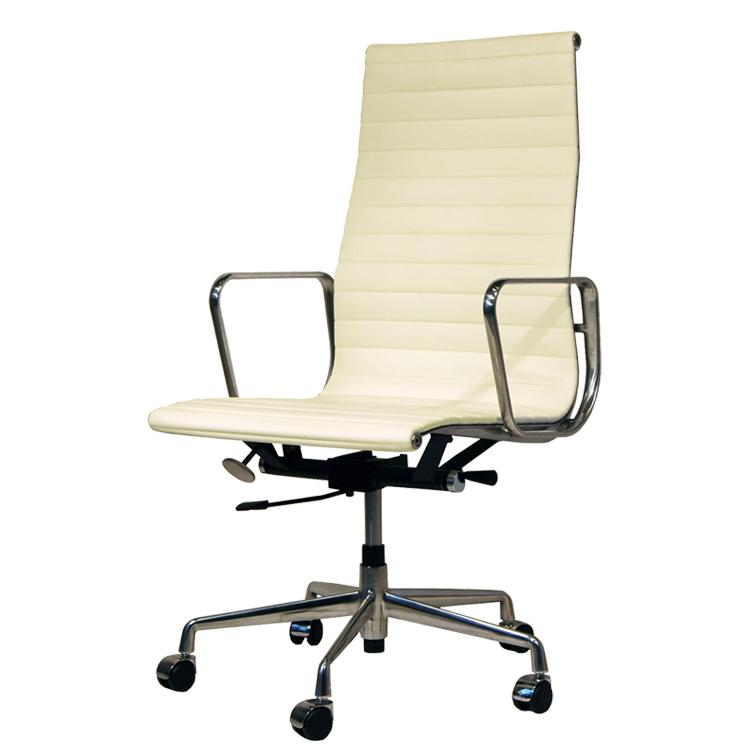 Eames bureaustoel ea119 design bureaustoelen for Charles eames bureaustoel