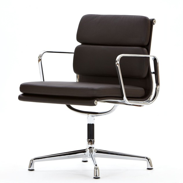 krzesło konferencyjne EA208 czarny