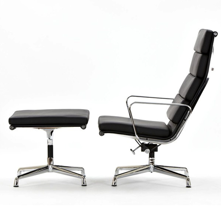 eames lounge sessel ea222 design b ro sessel. Black Bedroom Furniture Sets. Home Design Ideas