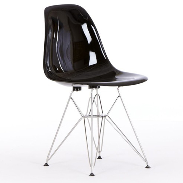 Eames eetkamerstoel dsr glasvezel design stoelen - Eames meubels ...