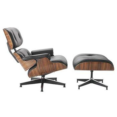 Eames lounge chair for Eames hocker replica