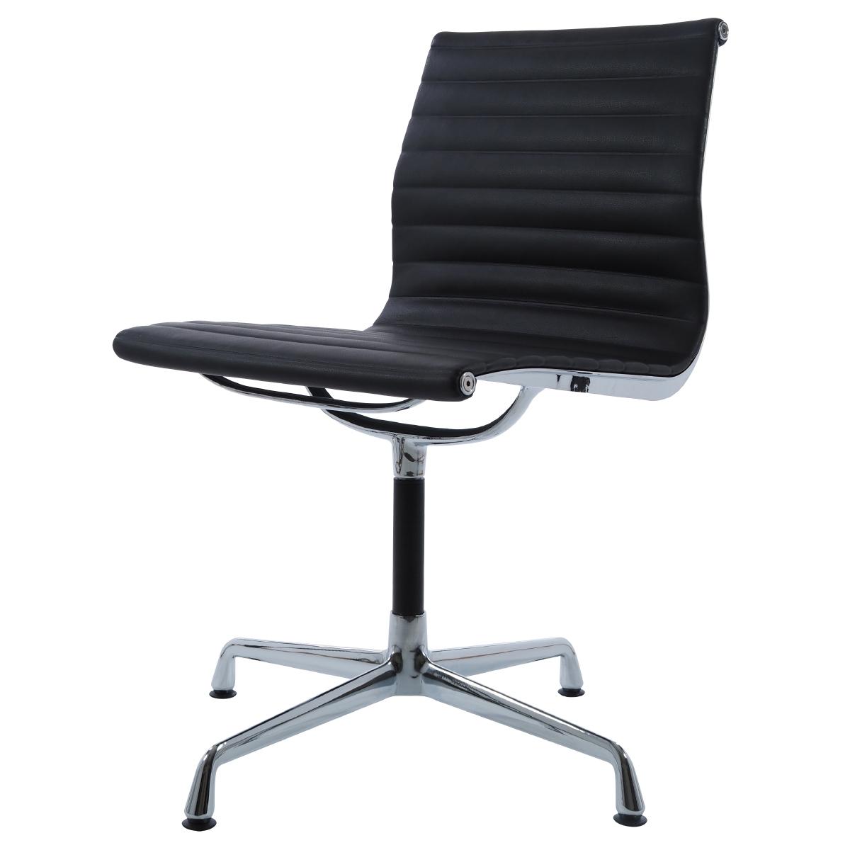 krzesło konferencyjne EA105 czarny