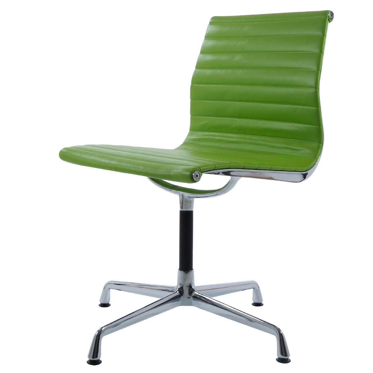 krzesło konferencyjne EA105 zielony