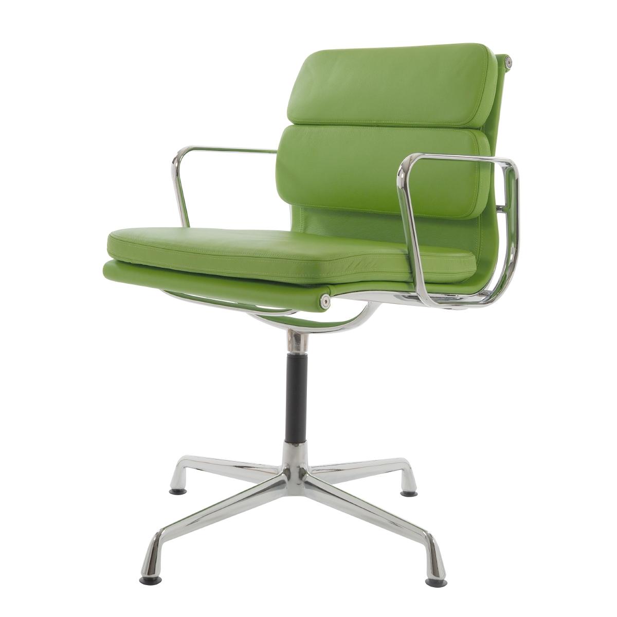 krzesło konferencyjne EA208 zielony
