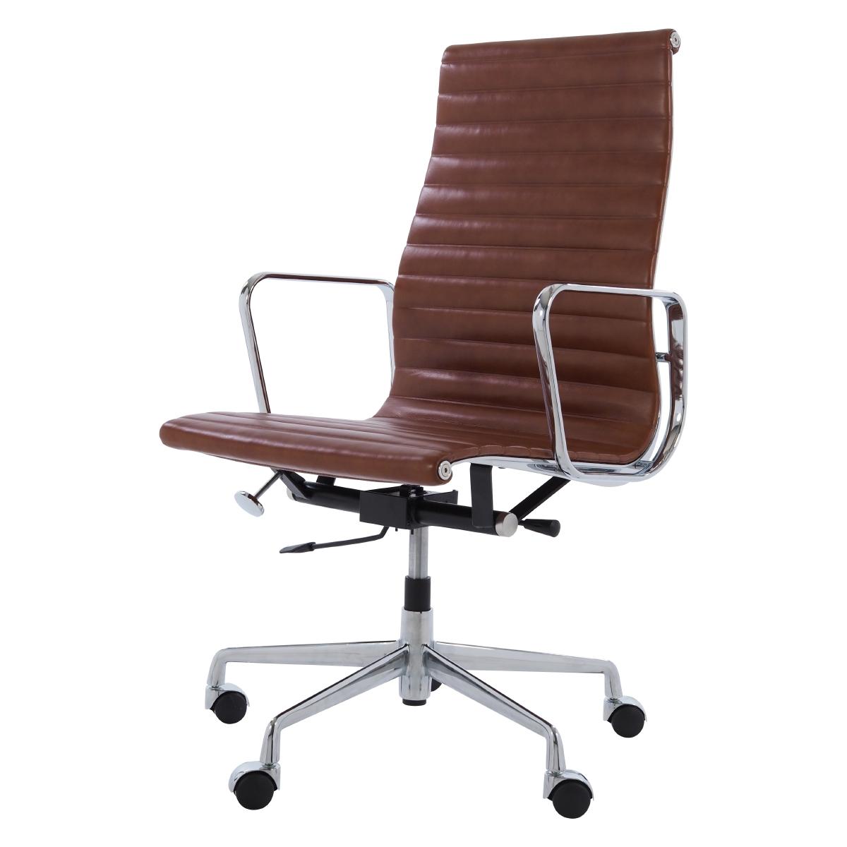 krzesło biurowe EA119 antyk