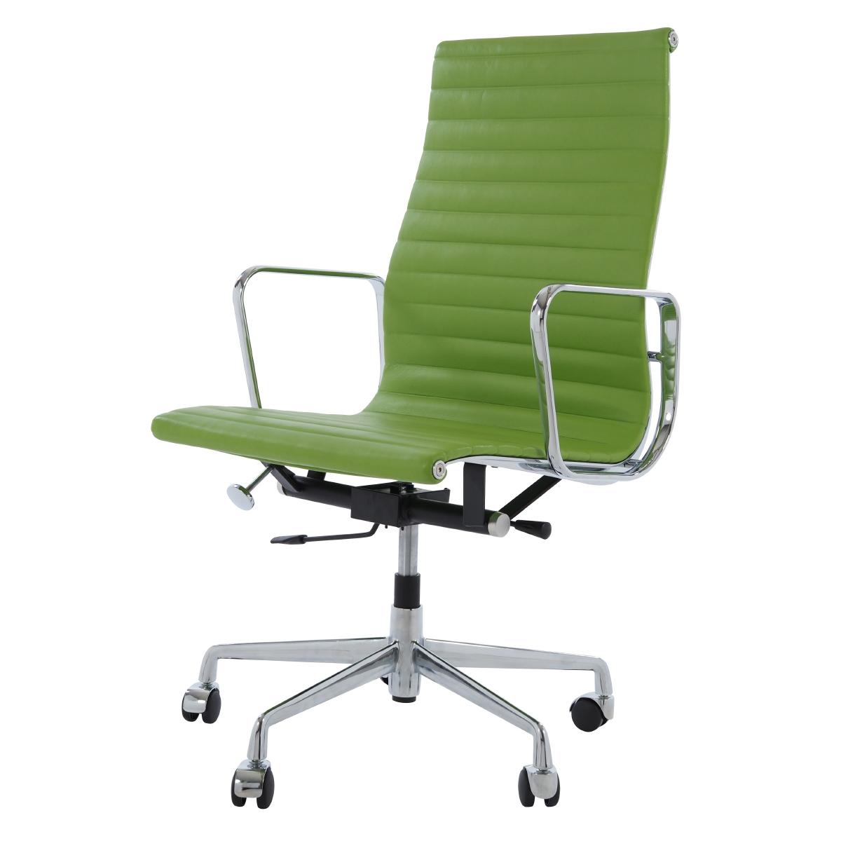 krzesło biurowe EA119 zielony