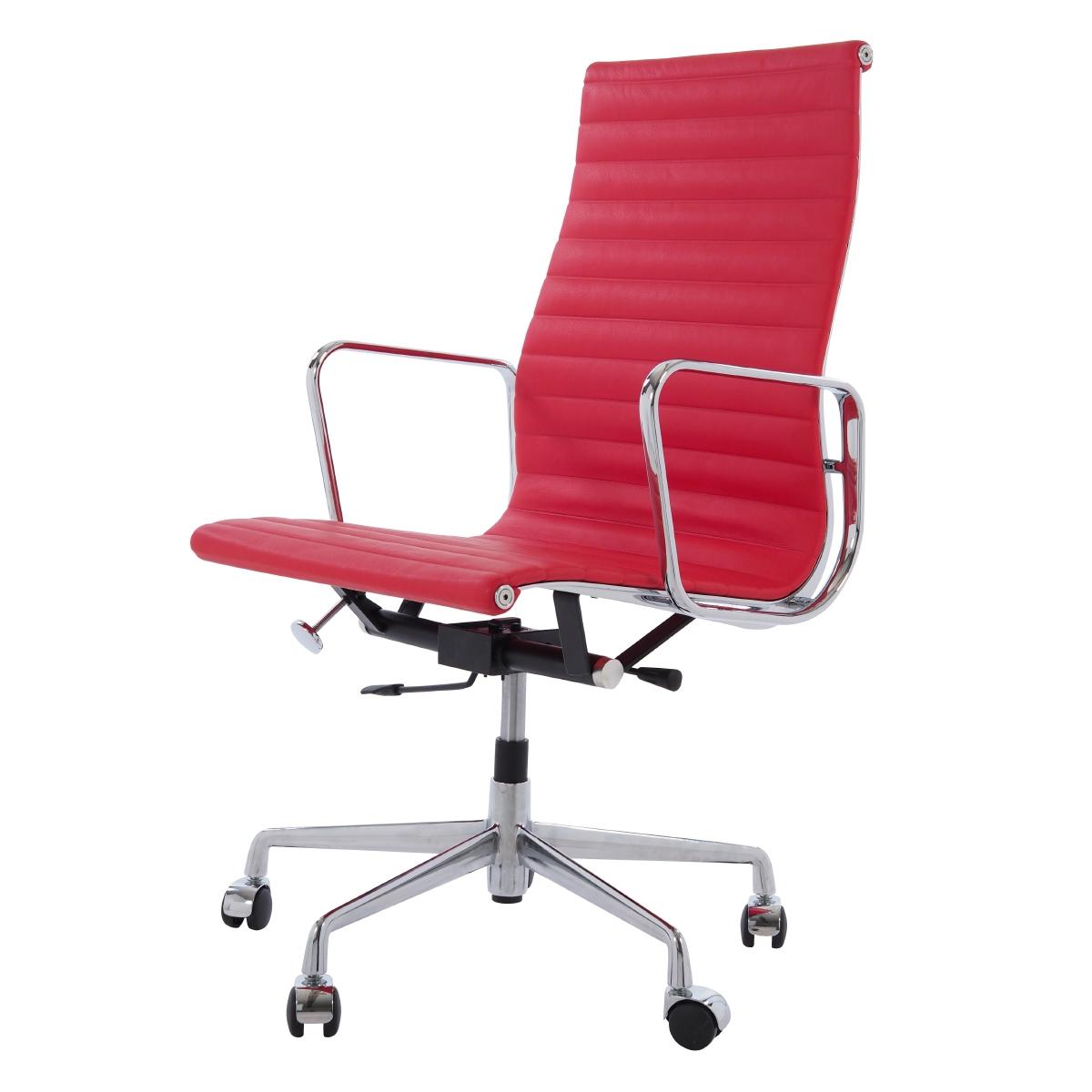 krzesło biurowe EA119 czerwony