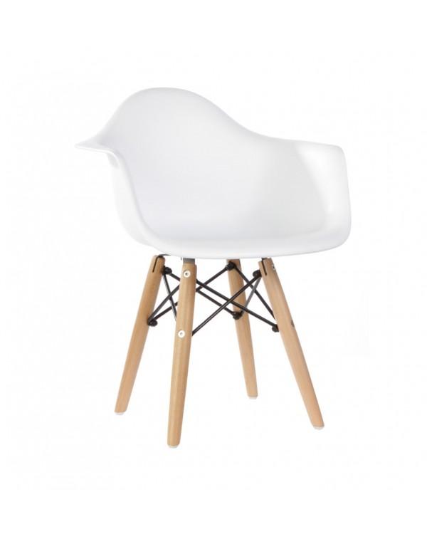 eames kinderstoel daw junior design kinderen. Black Bedroom Furniture Sets. Home Design Ideas