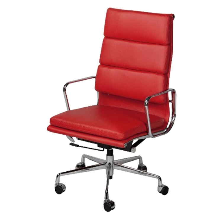 office chair EA219 red