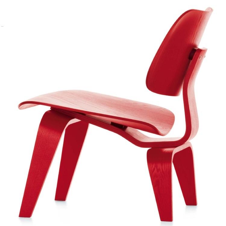 lounge krzesło LCW czerwony