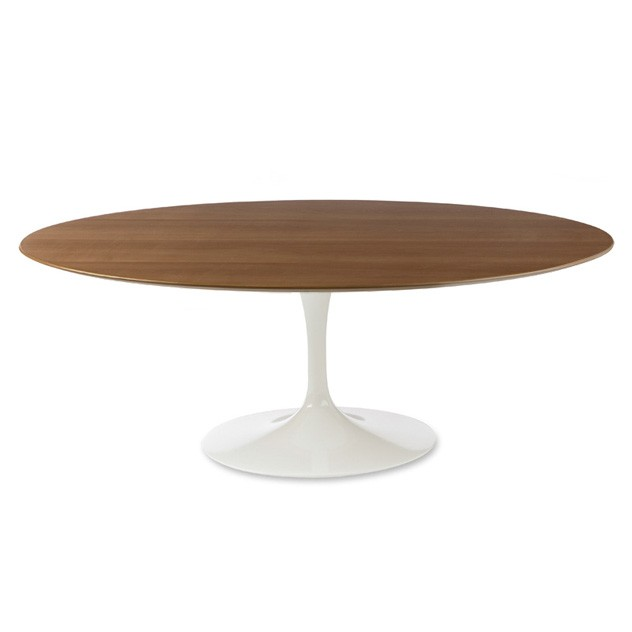 eero saarinen eetkamer tafel tulip table oval design tafels. Black Bedroom Furniture Sets. Home Design Ideas